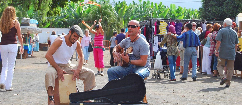 La Palma muziek