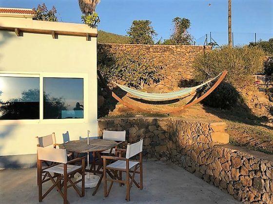 Huisje bij los Llanos met hangmat
