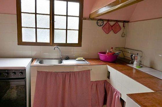 tablado garzita keuken